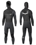 2018 NP Recon 64 FZ Hooded Wetsuit