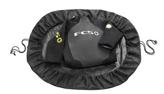 FCS Changing Mat and Wet Bag