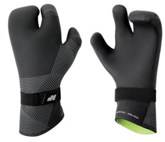 NP Surf 5mm Lobster Claw Gloves