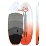 2020 Slingshot Outwit SUP Foilboard A versatile SUP foil board for small to medium waves, rolling swell and open-ocean downwind runs. The Outwit's short, narrow, high-volume profile is designed to make getting up to speed and catching waves as easy as possible while remaining agile, playful and pumpable once you're on-foil and cruising.