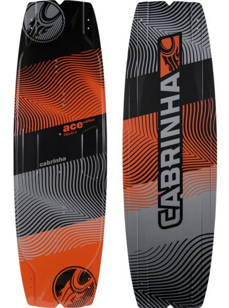 2019 Cabrinha Ace Carbon Kiteboard