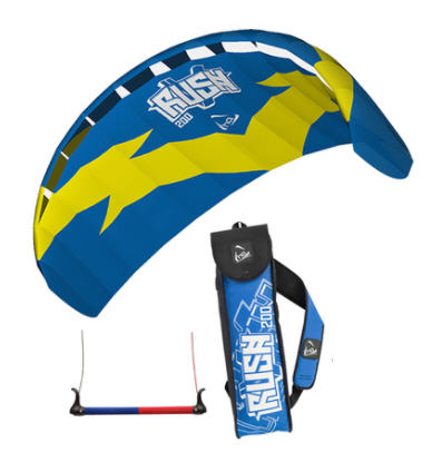 HQ  RUSH 200 Trainer Kite
