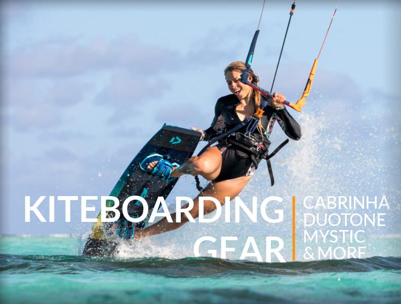 Windsurfing, Kiteboarding, Paddle Board Lessons, Gear